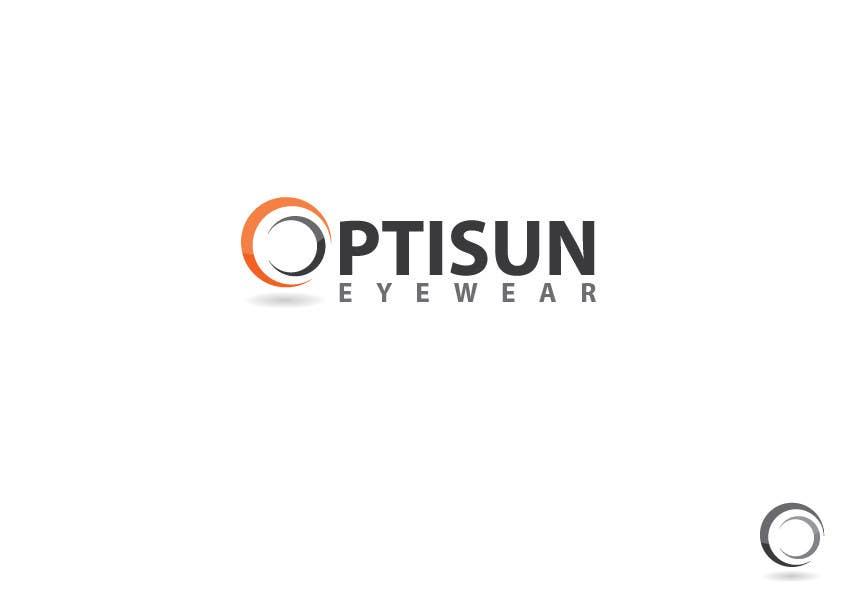 #392 for Design a Logo for Optisun Eyewear by doppelgangerz