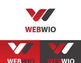 #59 for Webwio - Logo Design by aliesgraphics40