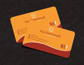 #97 for Design the back of a business card af imtiazmahmud80