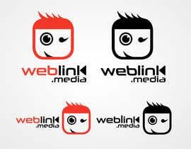 #61 para Design a Logo for 'weBlink.Media' por dimmensa