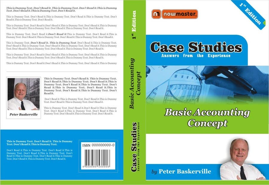 Bài tham dự cuộc thi #                                        29                                      cho                                         Create Design for front/back/spline cover of ebook and print book series