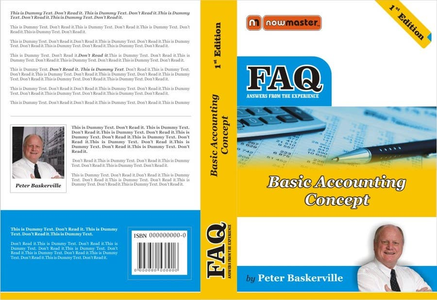Bài tham dự cuộc thi #                                        30                                      cho                                         Create Design for front/back/spline cover of ebook and print book series