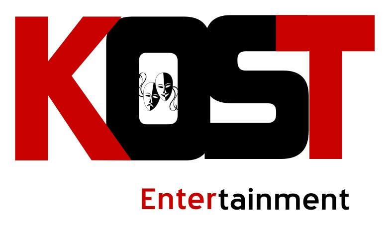 Inscrição nº 39 do Concurso para Design a Logo for an entertainment company