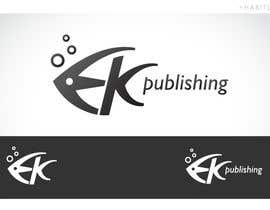 "#377 para Design a Logo for ""ek publishing"" por Habitus"