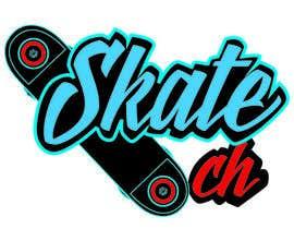 """Nro 148 kilpailuun Design eines Logos for """"skate.ch"""" käyttäjältä hijordanvn"""