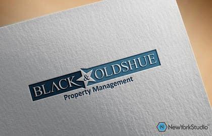 #127 cho Design a Logo for Black & Oldshue, LLC bởi SergiuDorin