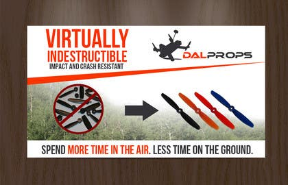 #17 untuk Design a Banner for Our Business oleh goranjokanovic