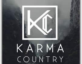 #15 for Design a Logo for Karma Country - Leather Goods by layniepritchard