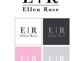 #13 for Design a Logo for Ellen Rose af judithsongavker
