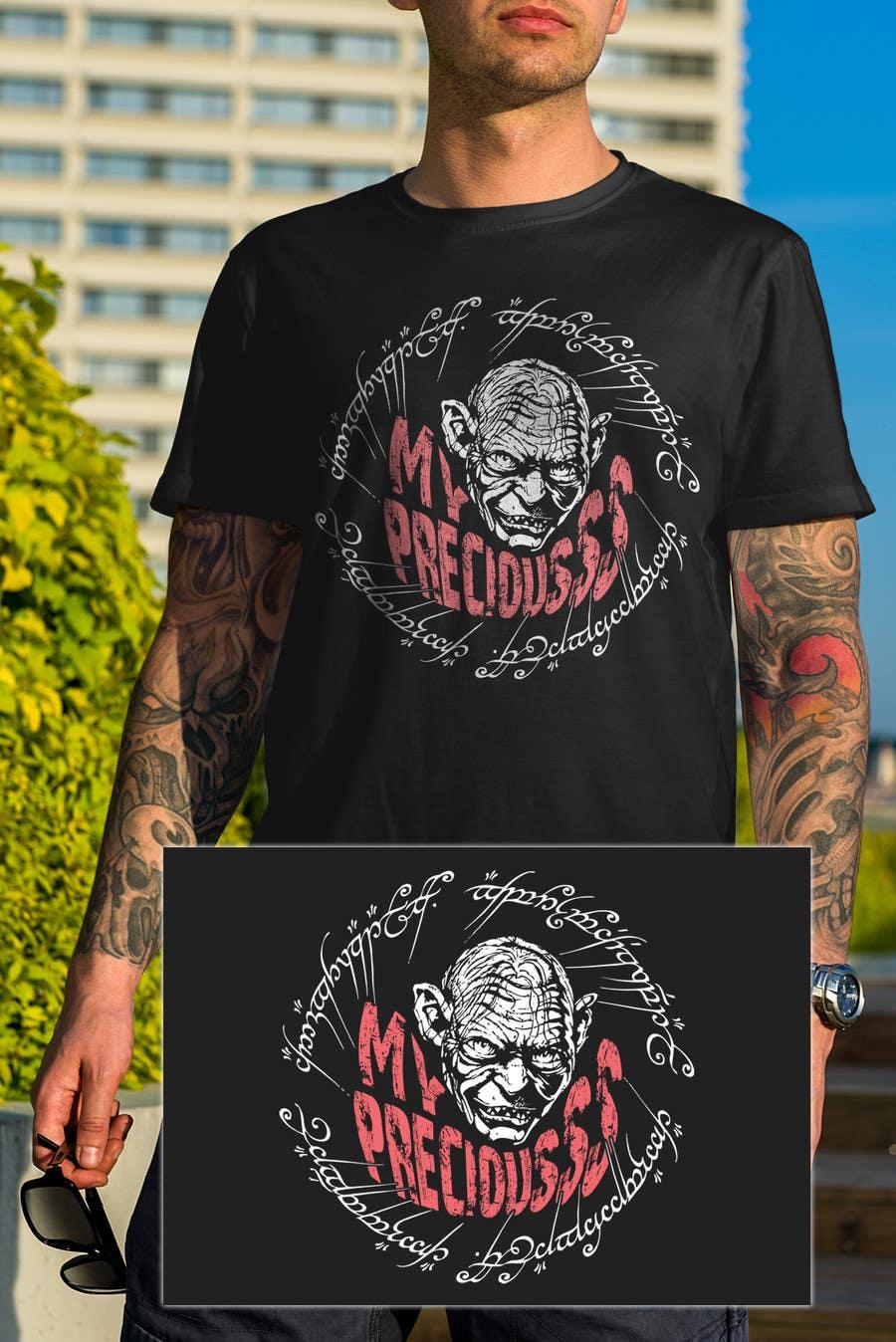 Penyertaan Peraduan #6 untuk Geek T-Shirts Design