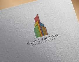 rajibdebnath900 tarafından Design a Logo for Mr Bill Building Services Pty Ltd için no 32