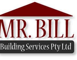 #37 for Design a Logo for Mr Bill Building Services Pty Ltd af derdmend