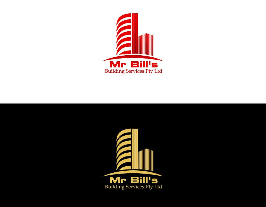 Entry #24 by waqar9999 for Design a Logo for Mr Bill