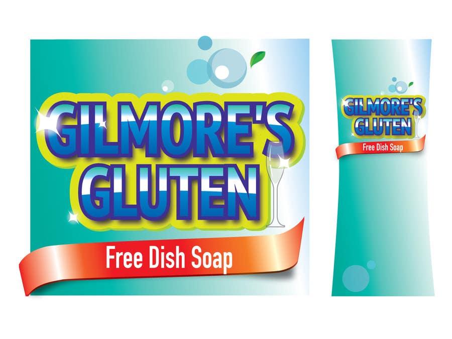 Penyertaan Peraduan #17 untuk Design a Logo for - a dish washing detergent!