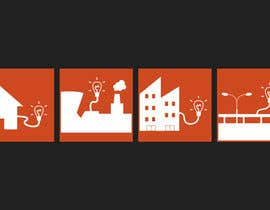 malithramanayaka tarafından Design 4 Icons for led lighting products için no 16