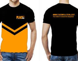 #15 untuk Design a T-Shirt for employees oleh iffahiscsi