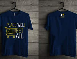 #17 untuk Design a T-Shirt for employees oleh kimkhoy