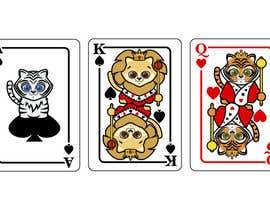 #34 untuk Create a Deck of Kitten Cards! oleh vicos0207