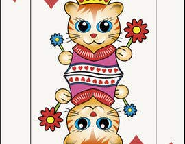 #30 for Create a Deck of Kitten Cards! af eshasem