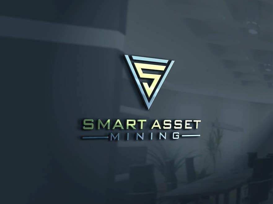 Kilpailutyö #73 kilpailussa Design a Logo for Smart Asset Mining (SAM)