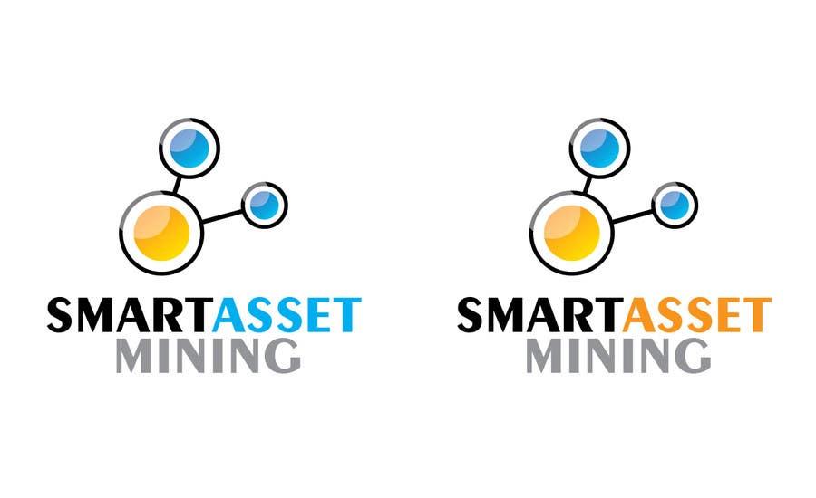 Kilpailutyö #107 kilpailussa Design a Logo for Smart Asset Mining (SAM)