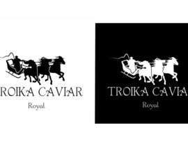 #36 untuk Thiết kế Logo for TROIKA CAVIAR oleh rafaEL1s