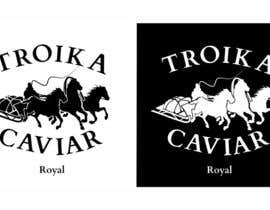 #52 cho Thiết kế Logo for TROIKA CAVIAR bởi rafaEL1s