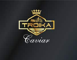 #46 for Thiết kế Logo for TROIKA CAVIAR af cvijayanand2009