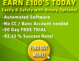 nº 21 pour Design a High CTR Banner for Binary Options par Dancegoshdance