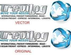 #3 for Vectorize - Vettorializzare un logo da jpg af odykiy
