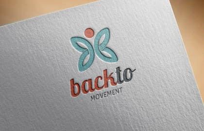 Nro 17 kilpailuun Design a Logo for Back to Movement käyttäjältä BDamian