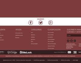 Nro 7 kilpailuun Diseño Logos Web Vinos käyttäjältä dusxz79