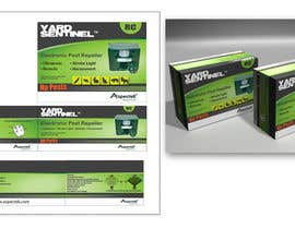 #9 for Packaging Box Redesign Job by satgraphic