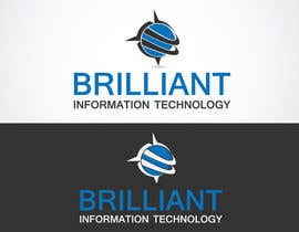 #59 cho Design a Logo for Brilliant Information Technology bởi sweet88