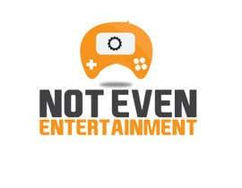 Nro 20 kilpailuun Logo design for Not Even Entertainment käyttäjältä medokhaled
