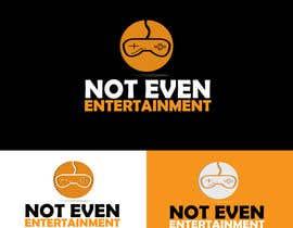 Nro 31 kilpailuun Logo design for Not Even Entertainment käyttäjältä BitDE5IGN