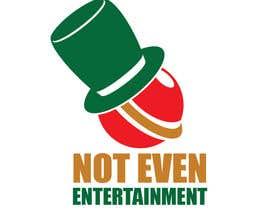 Nro 40 kilpailuun Logo design for Not Even Entertainment käyttäjältä hngbv95