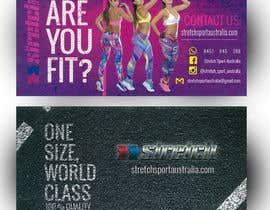 #29 para Design a Flyer for Women Sportswear por quantumsoftapp