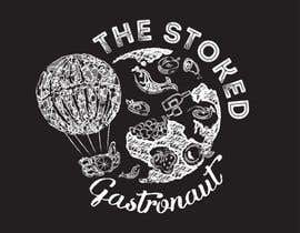 #70 for Logo for a restaurant investment company: The Stoked Gastronaut by Helen2386