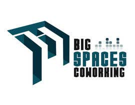 #2 cho Projetar um Logo for Big Spaces Coworking bởi MNDesign82