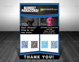 #1 untuk Design a Flyer for Paracord.com oleh motoroja