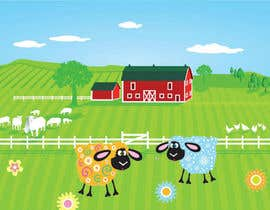 #7 untuk Art for a children's book. (1 Picture) oleh lounissess