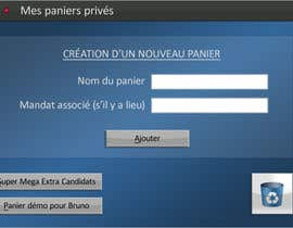 nº 4 pour Creation of two web page in psd format. par PereViki