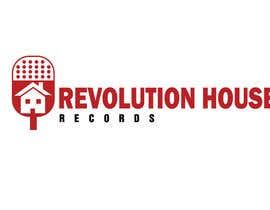 #40 untuk Design a Logo for Revolution House (Record Label) oleh CoderBoyNasim