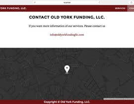 #14 untuk Build a Website for Old York Funding, LLC oleh joaodfmota