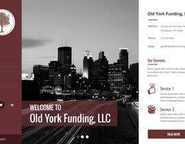 #10 untuk Build a Website for Old York Funding, LLC oleh syrwebdevelopmen