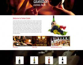 #10 for Design a Website Homepage and 2 Inner Pages by yaswanthreddy84