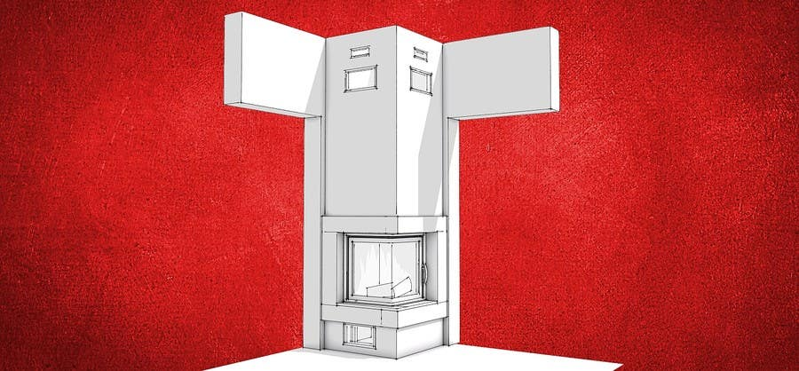"""Bài tham dự cuộc thi #                                        7                                      cho                                         3 DAYS CONTEST: Interior and Exterior Building View of any kind Hand Sketches or Sketchup """"look alike hand sketches """""""