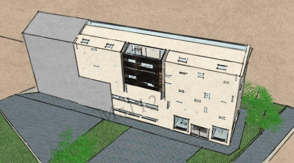 """Bài tham dự cuộc thi #                                        9                                      cho                                         3 DAYS CONTEST: Interior and Exterior Building View of any kind Hand Sketches or Sketchup """"look alike hand sketches """""""