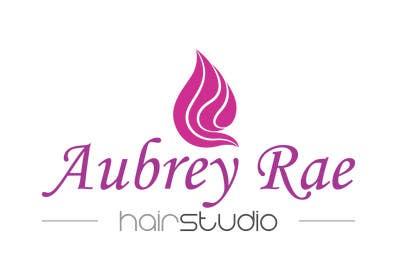 #47 cho Design a Logo for Aubrey Rae Hair Studio bởi BDamian